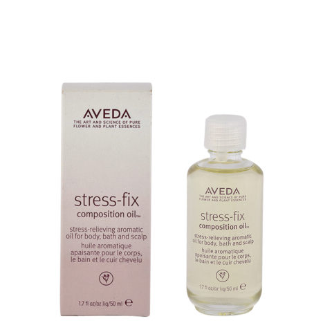 Aveda Bodycare Stress-Fix Composition Oil 50ml - aceite para el cuerpo edulcorante aromàtico