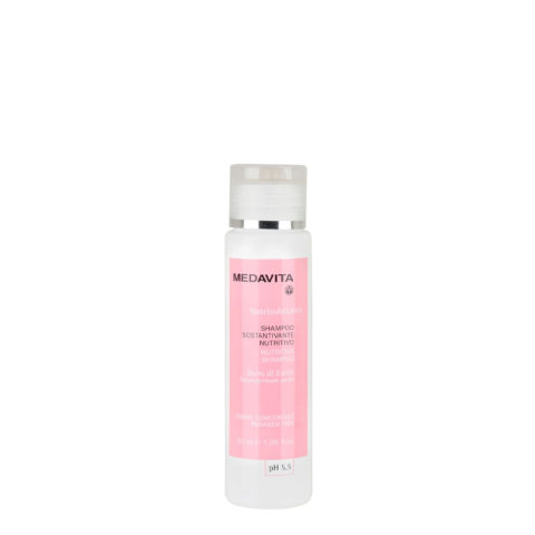 Medavita Lenghts Nutrisubstance Nutritive shampoo pH 5.5  55ml - champú nutritivo