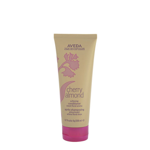 Aveda Cherry Almond Softening Conditioner 200ml - acondicionador suavizante