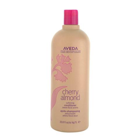 Aveda Cherry Almond Softening Conditioner 1000ml - acondicionador suavizante