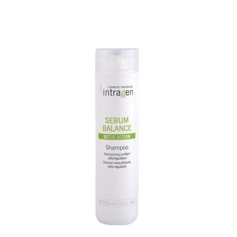 Intragen Sebum Balance Shampoo 250ml - champù sebo-regulador