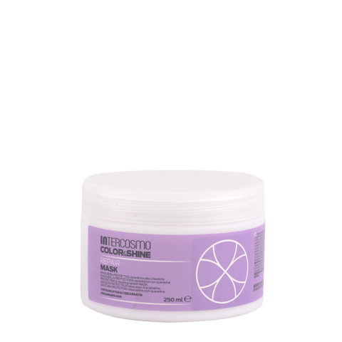 Intercosmo Color & Shine Repair Mask 250ml - mascarilla protectora reparadora con queratina
