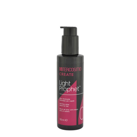 Intercosmo Create 0 Light Prophet 150ml - serum de brillo anti-crespo