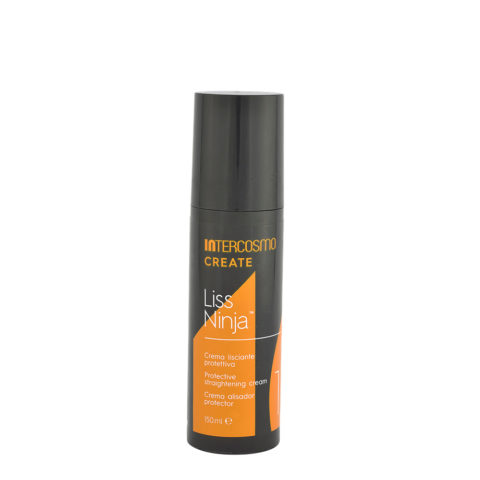 Intercosmo Create 1 Liss Ninja 150ml - crema alisadora protectora