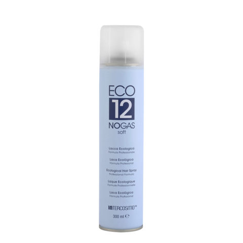 Intercosmo Styling Eco 12 No Gas Soft 300ml - lacado ecológico ligero