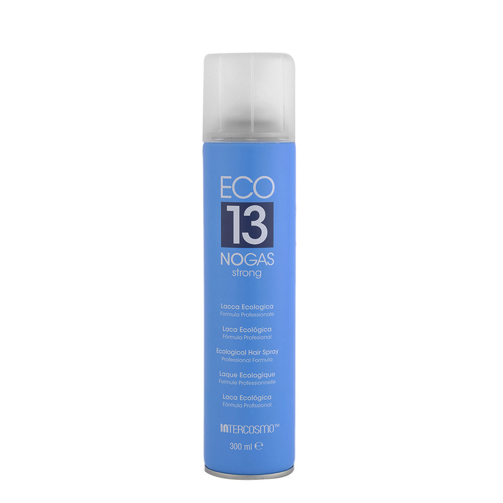 Intercosmo Styling Eco 13 No Gas Strong 300ml - laca ecológica fuerte