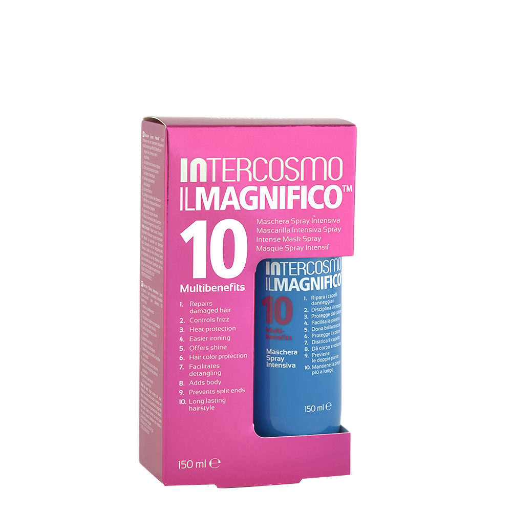 Intercosmo Styling Il Magnifico 150ml - tratamiento en spray 10 en 1