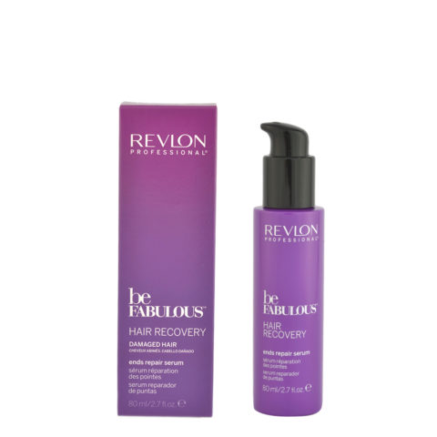Revlon Be Fabulous Hair Recovery Ends Repair Serum 80ml - suero de doble extremo