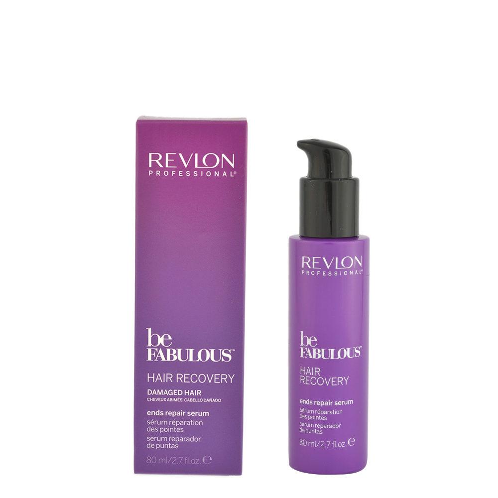 Revlon Be Fabulous Hair Recovery Ends Repair Serum 80ml - suero de doble extremo