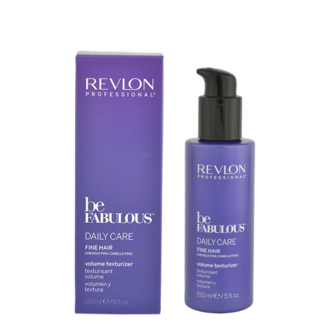 Revlon Be Fabulous Daily care Fine hair Volume texturizer 150ml - loción voluminizadora