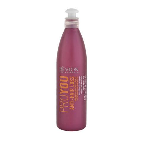 Revlon Pro You Anti-Hair Loss Shampoo 350ml - champú anti caída