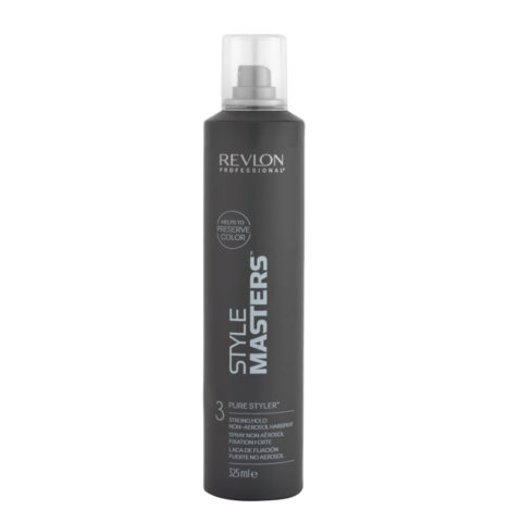 Revlon Style Masters The Must haves 3 Pure Styler 325ml - laca de fijación fuerte no aerosol