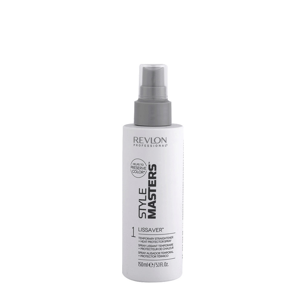 Revlon Style Masters Double or nothing 1 Lissaver 150ml - spray alisador temporal   protector térmico