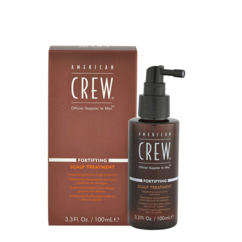 American Crew Fortifying Scalp Treatment 100ml - tratamiento revigorizante cuero cabelludo
