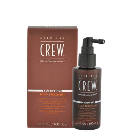 American Crew Fortifying Scalp Treatment 100ml - tratamiento revigorizante cuero cabelludo