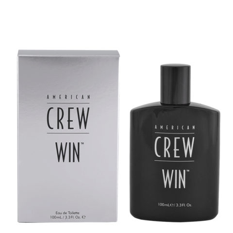 American Crew Win Fragrance 100ml - perfume para hombres