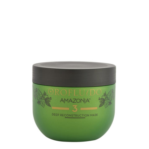 Orofluido Amazonia Step 3 Deep Reconstruction Mask 500ml - mascarilla de reparacion profunda