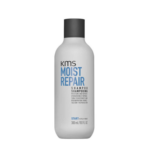KMS Moist Repair Shampoo 300ml - Champù Reestructurante y Hidratante