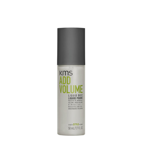 KMS Add Volume Liquid Dust 50ml - Polvo Voluminizador Cabello