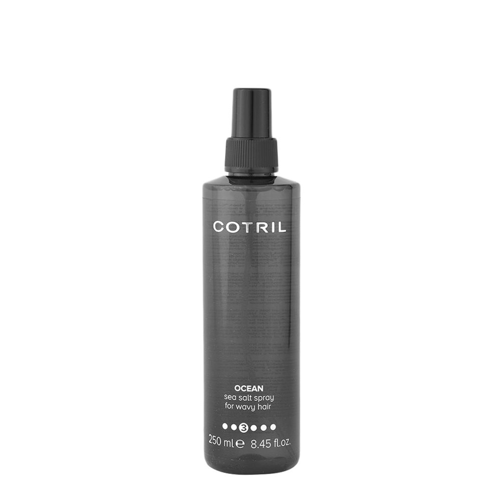 Cotril Creative Walk Styling Ocean Sea Salt Spray 250ml - Spray De Sal