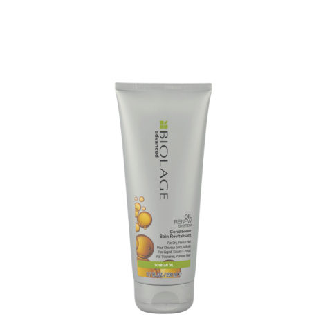 Biolage advanced Oil renew Conditioner 200ml - Acondicionador Hidratante