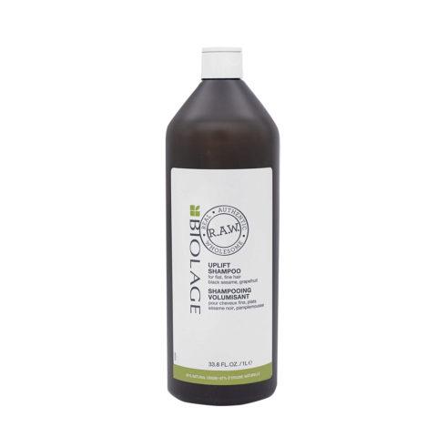 Biolage RAW Uplift Shampoo 1000ml - Champú