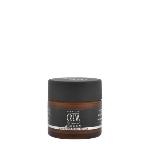 American Crew Acumen Nourishing Cream Pomade 60gr - Crema De Peinado Nutritiva