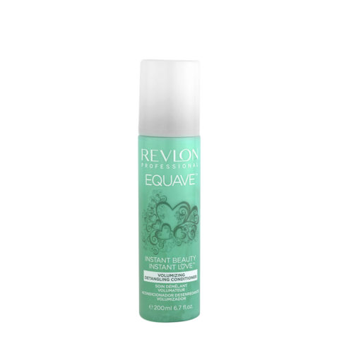 Revlon Equave Volumizing Detangling conditioner 200ml - acondicionador desenredante volumizador