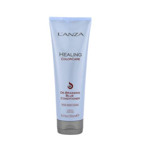 L'Anza Healing Colorcare De brassing blue conditioner 250ml