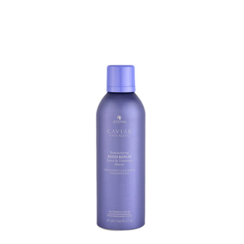 Alterna Caviar Restructuring Bond repair Leave in Treatment Mousse 241ml - espuma de réparacion