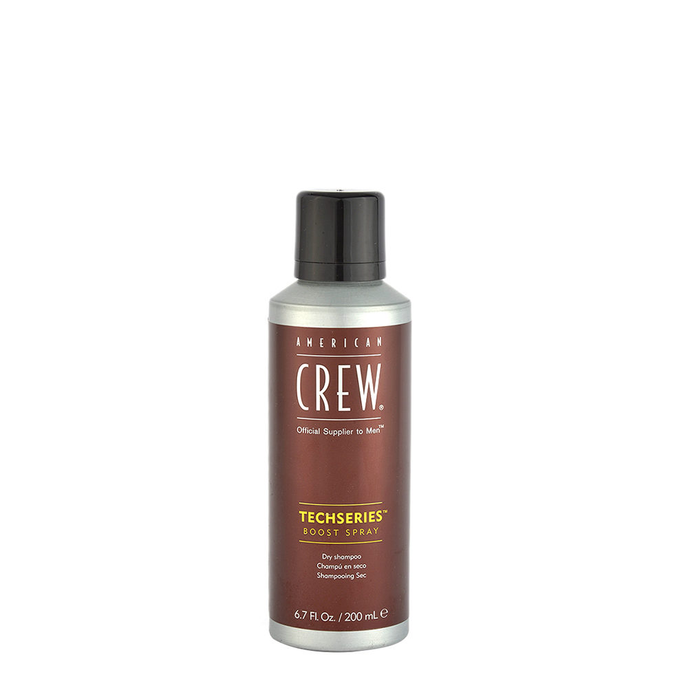 American crew Techseries Boost Spray Dry shampoo 200ml