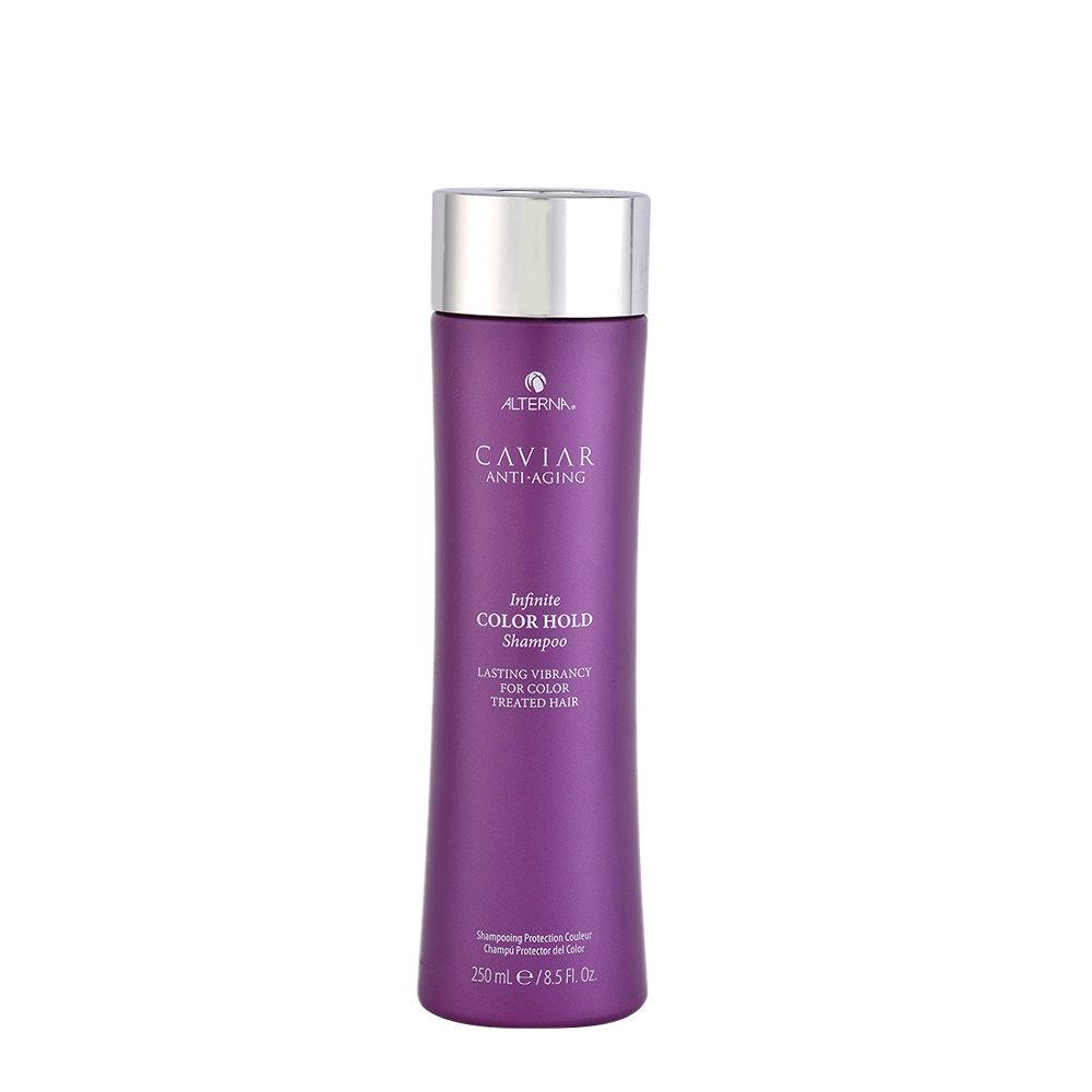 Alterna Caviar Infinite Color Hold Shampoo 250ml - Champú para cabello teñido