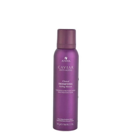 Alterna Caviar Clinical Densifying Styling Mousse 145g - espuma redensificante