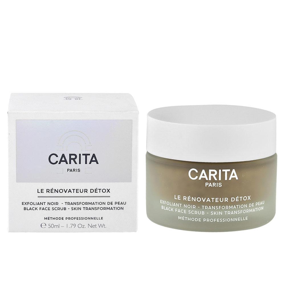 Carita Le Rénovateur Visage exfoliante piel 50ml