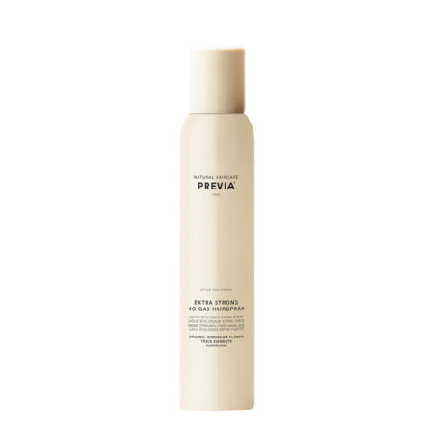 Previa Extra strong no gas hairspray 200ml - laca ecológica extra fuerte