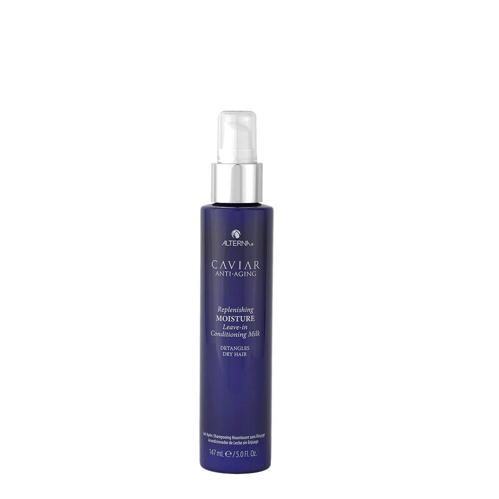 Alterna Caviar Anti-Aging Replenishing Moisture Leave in Conditioning Milk 147ml - leche acondicionadora