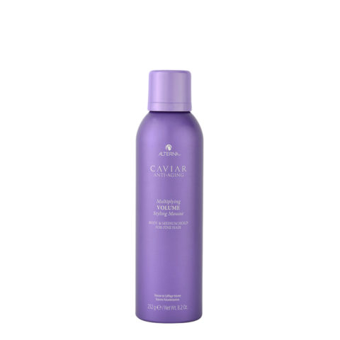 Alterna Caviar Multiplying Volume Styling Mousse 232gr - espuma espesante