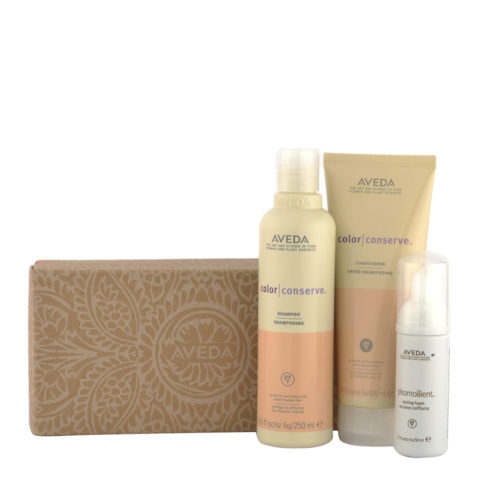 Aveda Color Conserve Kit Vibrance & Volume