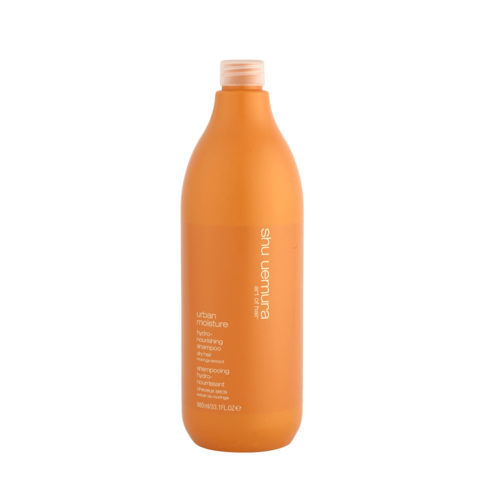 Shu Uemura Urban Moisture Hydro-nourishing Shampoo 980ml