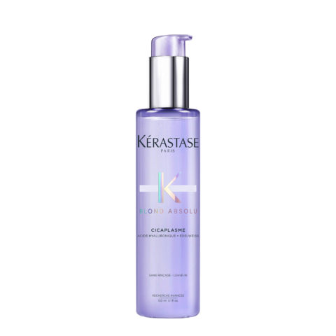 Kerastase Blond Absolu Cicaplasme Leave in 150ml - Suero Reestructurante Cabello Rubio