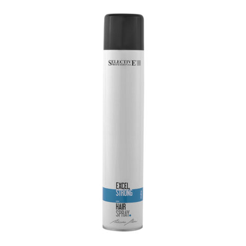 Selective Professional Now Finish Excel Strong Hairspray 500ml