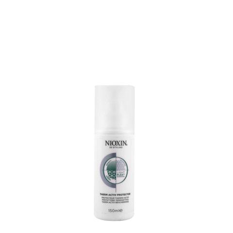 Nioxin 3D Styling Therm activ Protector 150ml - Spray de protección térmica