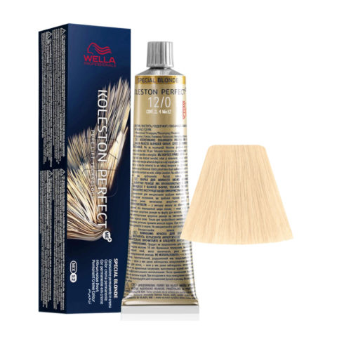 12/0 Superaclarante Rubio Natural Wella Koleston perfect Me+ Special Blondes 60ml