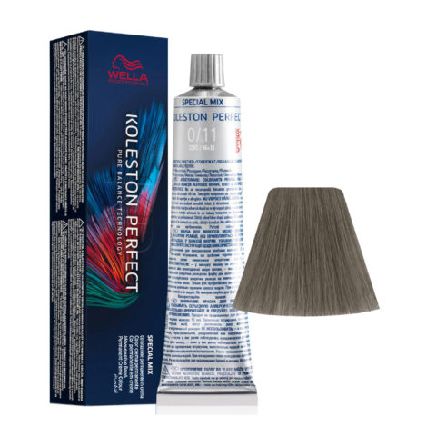 0/11 Gris Ceniza Wella Koleston perfect Me+ Special Mix 60ml