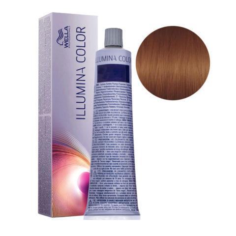 5/43 Castaño claro cobre Wella Illumina Color 60ml