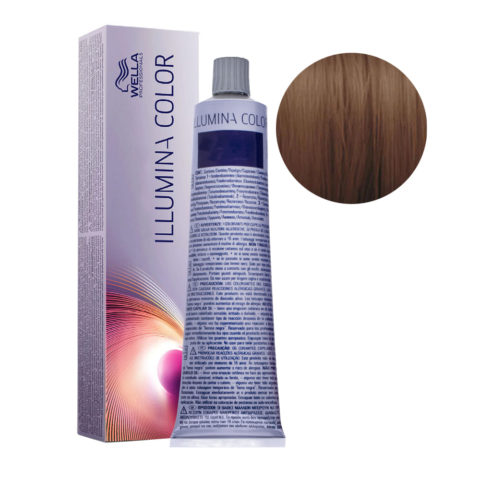 5/7 Castaño Claro Marrón Wella Illumina Color 60ml