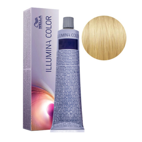 9/ Rubio muy claro Wella Illumina Color 60ml