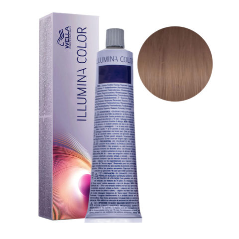 6/19 Rubio ceniza cendre Wella Illumina Color 60ml