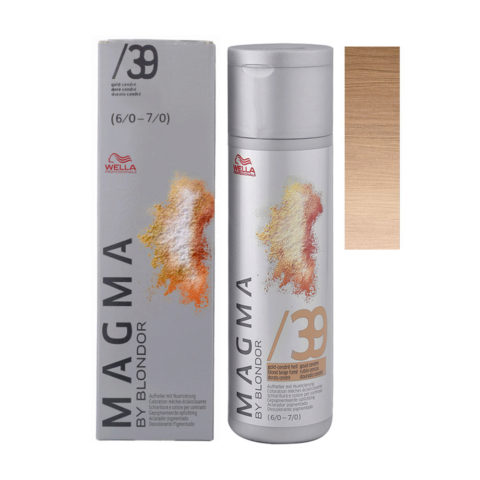 /39 Dorado ceniza claro Wella Magma 120gr