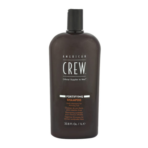 American Crew Fortifying Shampoo 1000ml - champù fortificante